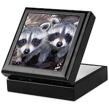 cp calendar gerry  ll baby pic Keepsake Box