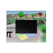 Pi_65 Fibonacci Hopscotch (17.5x11.5 Picture Frame