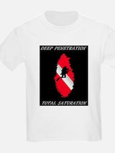 Deep/Total Kids T-Shirt