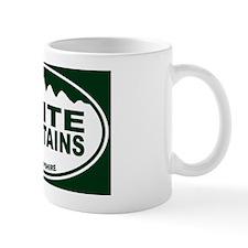 White Mountains Oval 2 Mug