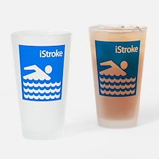 istroke.eps Drinking Glass