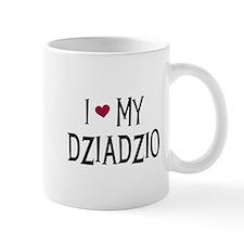 I Love My Dziadzio Mug