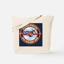 doberman-BUT Tote Bag