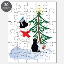 Snow friends Puzzle