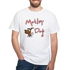 motleydoglogo-notAsPinkHugeSquare Shirt