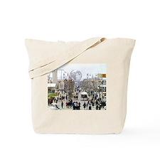 1964 World's Fair/Unisphere Tote Bag