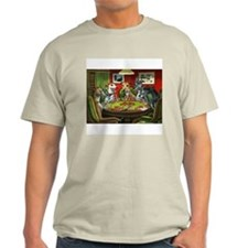 A Greyt Hand Ash Grey T-Shirt