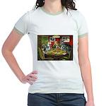 A Greyt Hand Jr. Ringer T-Shirt