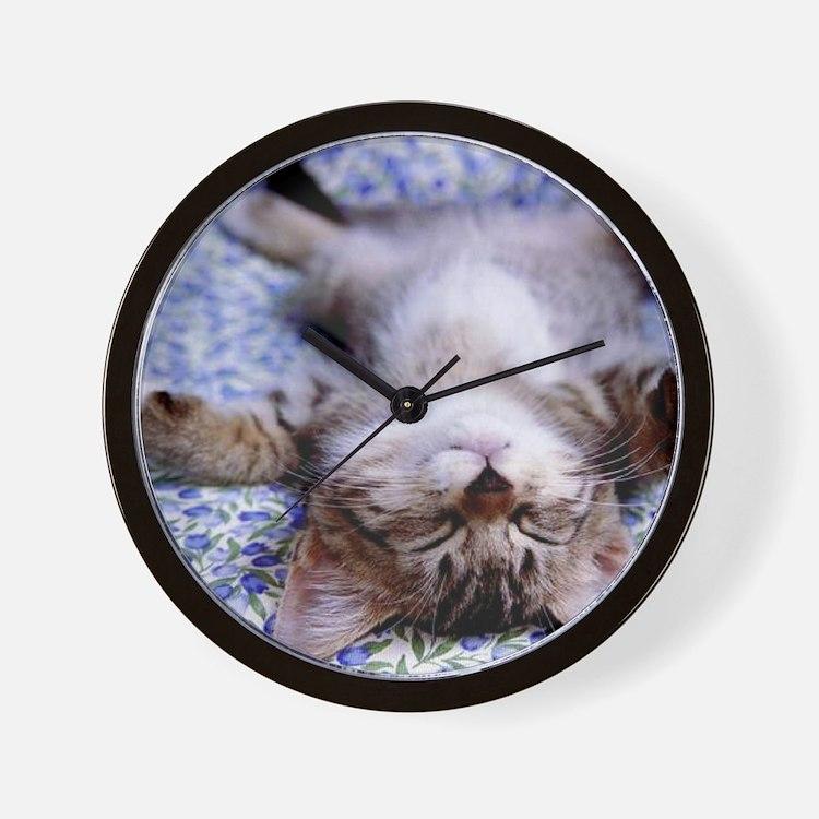 19 Wall Clock