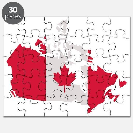 canada_map_flag Puzzle