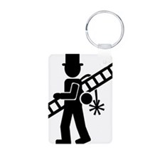 chimney_sweep Keychains