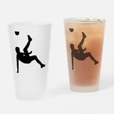 bicycle_kick Drinking Glass