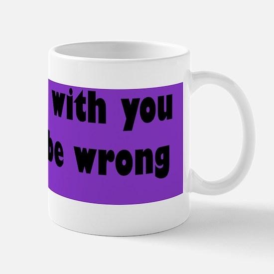 agreedBSblk Mug