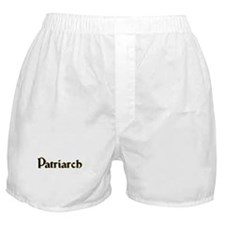 Patriarch Boxer Shorts