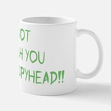 childishBTLEgreen Mug