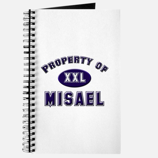 Property of misael Journal