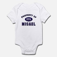 Property of misael Infant Bodysuit