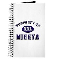Property of mireya Journal