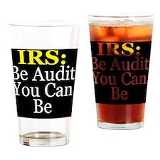 IRS2RNDwht Drinking Glass