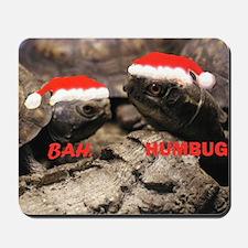 BAH HUMBUG22 Mousepad