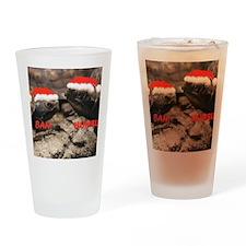 BAH HUMBUG22 Drinking Glass