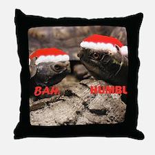 BAH HUMBUG22 Throw Pillow