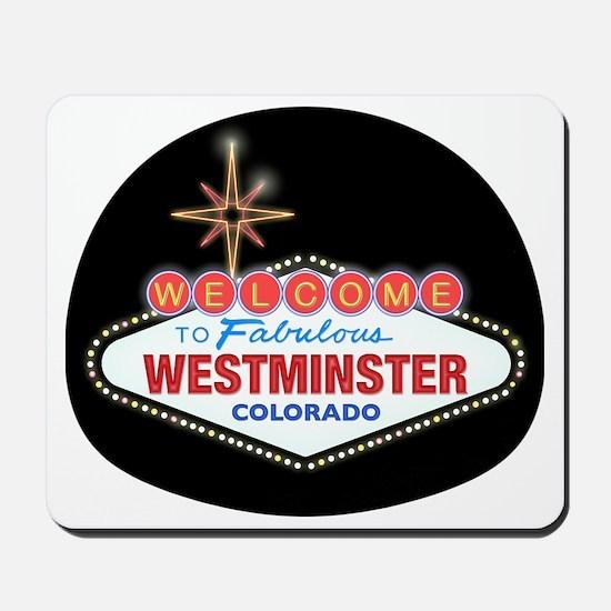 WESTMINSTER LIGHT Mousepad