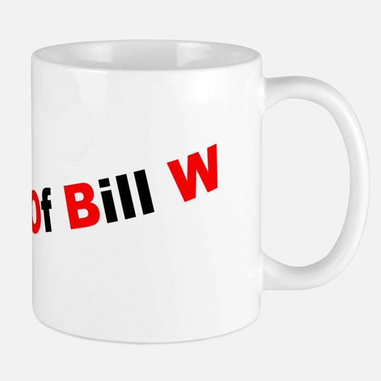 friend-bill-w-sticker Mug