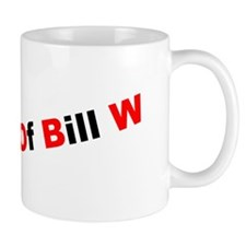 friend-bill-w-sticker Small Mug