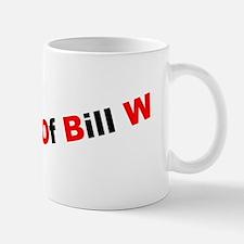 friend-bill-w-sticker Small Small Mug