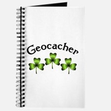 Geocacher 3 Shamrocks Journal