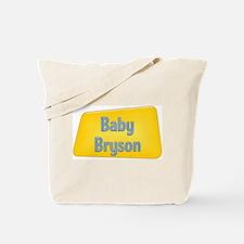 Baby Bryson Tote Bag