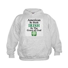 Irish-Grace Of God Hoodie