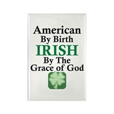 Irish-Grace Of God Rectangle Magnet