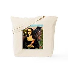 Mona's Quarterhorse Tote Bag