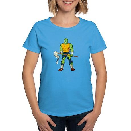 Toxie Cartoon Women's Dark T-Shirt