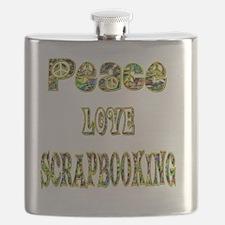 SCRAPBOOKING Flask