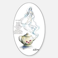 Ode to a Teapot Decal