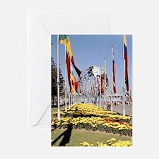 1964 World's Fair/Unisphere Greeting Cards (Pk of