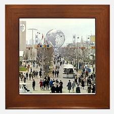 1964 World's Fair/Unisphere Framed Tile