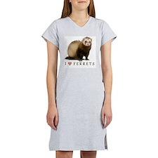 ferretiphonecase Women's Nightshirt