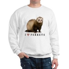 ferretiphonecase Sweatshirt