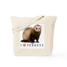 ferretiphonecase Tote Bag