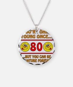 Immature80 Necklace