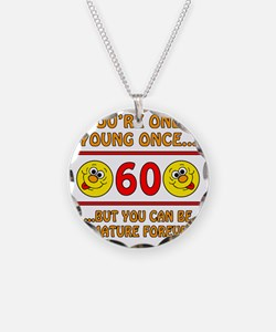 Immature60 Necklace