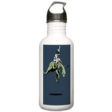 jesus-raptor-col-STKR Water Bottle