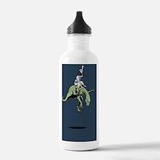 jesus-raptor-col-STKR Water Bottle