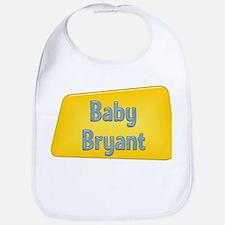 Baby Bryant Bib
