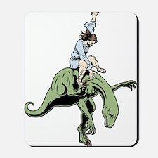 jesus-raptor-col-T Mousepad