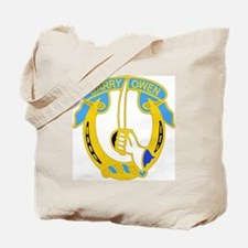 7TH CAV RGT Tote Bag